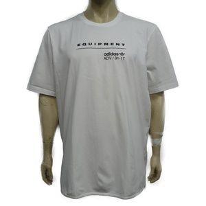 BK7171 Adidas Men Originals Equipment Logo T-Shirt